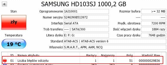 SMART SAMSUNG HD103SJ